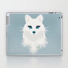 Arctic Fox Princess Laptop & iPad Skin