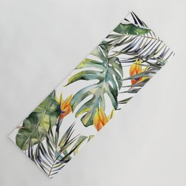 TROPICAL GARDEN Yoga Mat