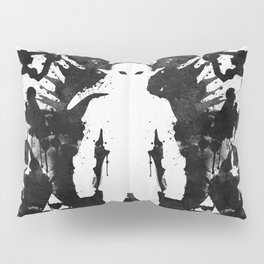 Ink Blot Link Kleptomania Geek Disorders Series Pillow Sham