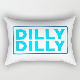 Dilly dilly Rectangular Pillow