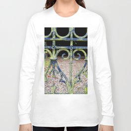 Heart and swirls Long Sleeve T-shirt