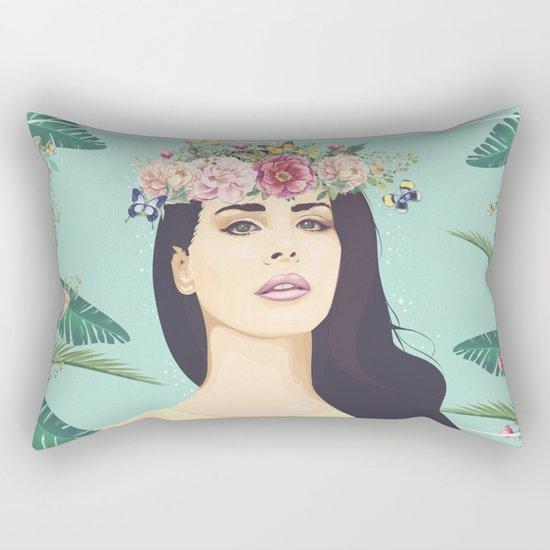 Hipster Queen Rectangular Pillow