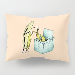Banana Laundry Pillow Sham