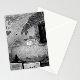 Powder Magazine B&W Stationery Cards