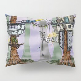 Modern Pixie Kingdom Pillow Sham