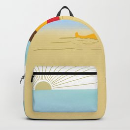 Sunbath Backpack