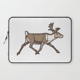 Geometric Reindeer / Caribou Laptop Sleeve
