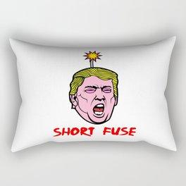 Short Fuse Rectangular Pillow