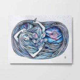 Dreamcycle Metal Print