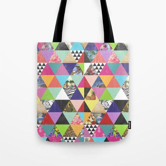 A bit of tropical geometry Tote Bag