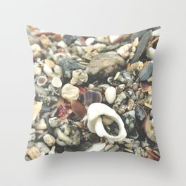 Cornwall Shore Throw Pillow