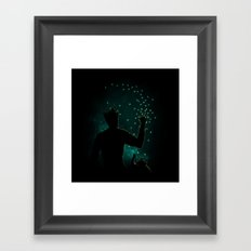 The Guardian Tree Framed Art Print