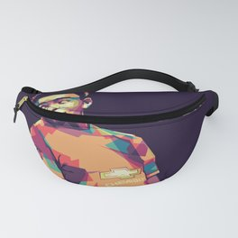 Amad Diallo WPAP Fanny Pack