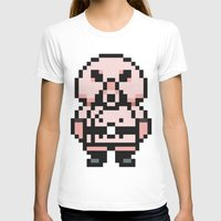 earthbound T-shirts featuring Pigmask - Mother 3 / Earthbound 2 by Studio Momo╰༼ ಠ益ಠ ༽