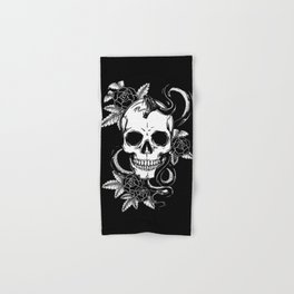 SKULL 7 Hand & Bath Towel