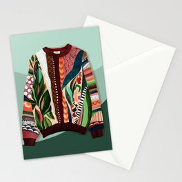Coogi Sweater Stationery Cards