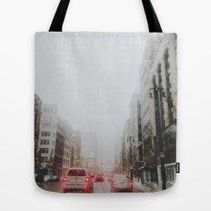 Detroit's gone missing Tote Bag