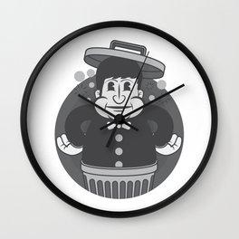 Joel Ruiz 1930 Wall Clock