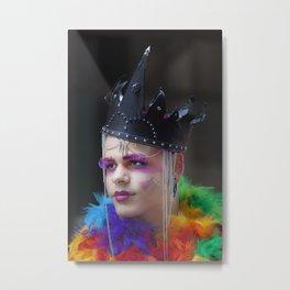 Gay Pride NYC 2014 Metal Print