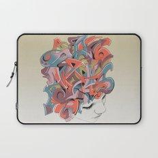 Graffiti Head Laptop Sleeve