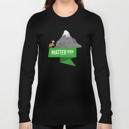 Matterhorn | Swiss Creation Long Sleeve T-shirt