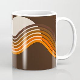 Sundown Stripes Coffee Mug