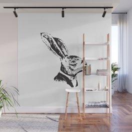 Mr. Rabbit Wall Mural