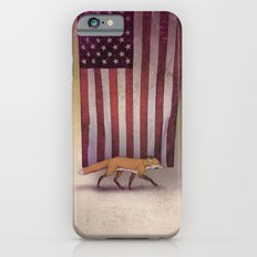 the Fox & the Flag Slim Case iPhone 6s