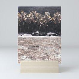 Samana Beach Mini Art Print