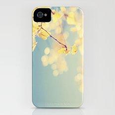 Fall Bokeh iPhone (4, 4s) Slim Case