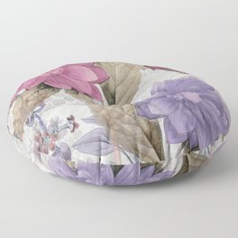 Victorian Romance I Floor Pillow
