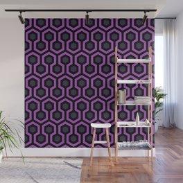 Purple Overlook Wall Mural