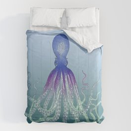 Deep Sea Octopus Comforters