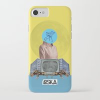 bubble iPhone & iPod Cases featuring Bubble by LOSKA