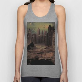 Destination Unisex Tank Top