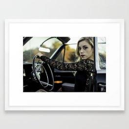 La Continental I Framed Art Print