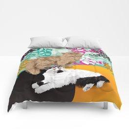 CB tropic Comforters