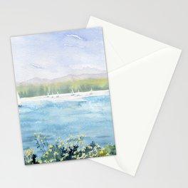 Cayuga Lake Regatta Stationery Cards