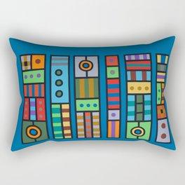 The Leaders Rectangular Pillow