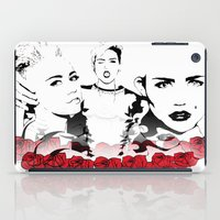 miley iPad Cases featuring Miley Cyrus by Kunooz