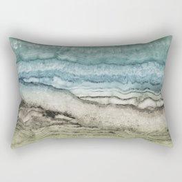 Mystic Stone Emerge Rectangular Pillow