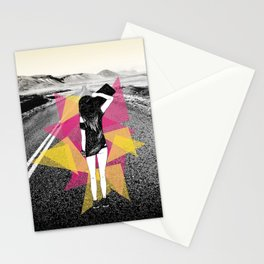 Skater Girl Stationery Cards