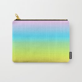 Rainbow Gradient Carry-All Pouch
