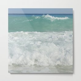 Carribean sea 9 Metal Print