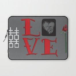 Love Vision Board Laptop Sleeve