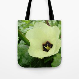 Velvet Butter Tote Bag