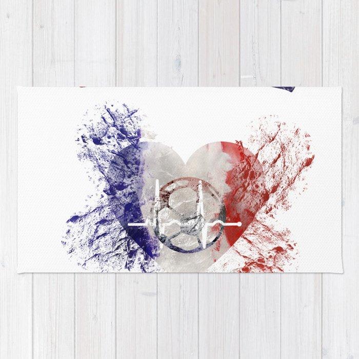 France World Cup Rug