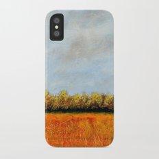 Oakdale Nature Preserve Slim Case iPhone X