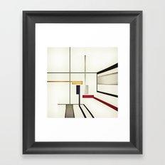 PJK/68 Framed Art Print