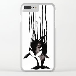 Blackfish Clear iPhone Case